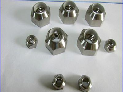 钛六方螺母